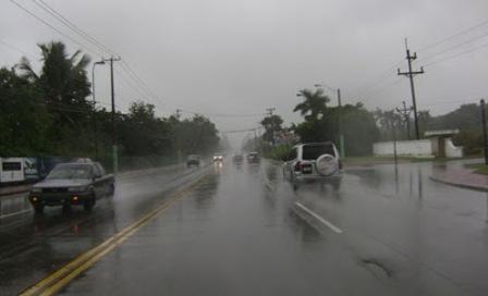 Image result for Lloviendo en la República Dominicana