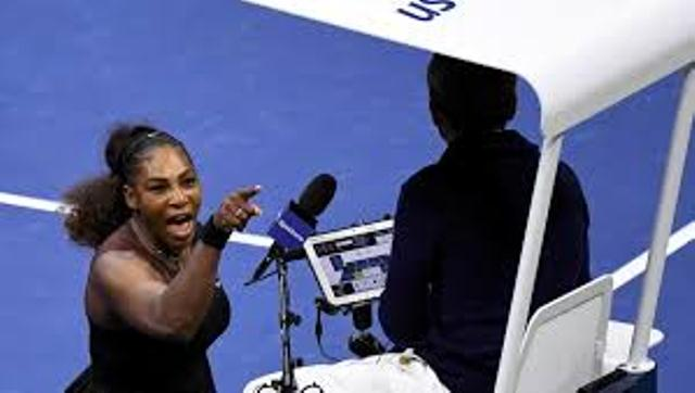 El berrinche de Serena Williams